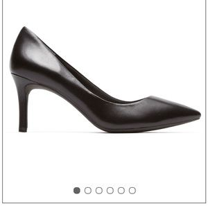 NIB Rockport Total Comfort Heel in Black